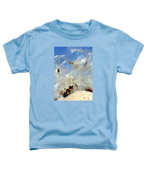 Large Milkweed Bug Toddler T-Shirt