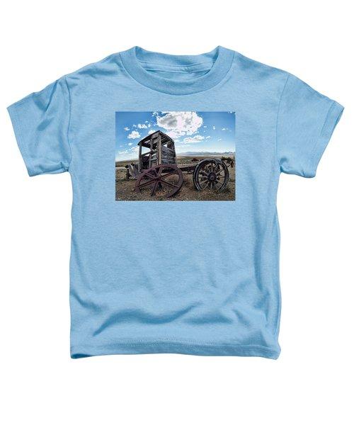 Last Stop Toddler T-Shirt