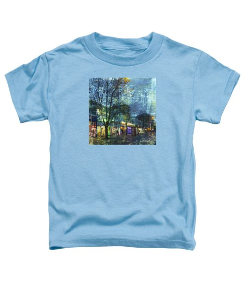 Late Afternoon In Autumn Toddler T-Shirt