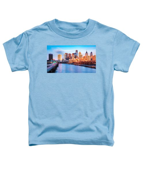 Late Afternoon In Philadelphia Toddler T-Shirt