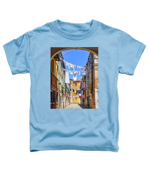 Laundry Day Toddler T-Shirt