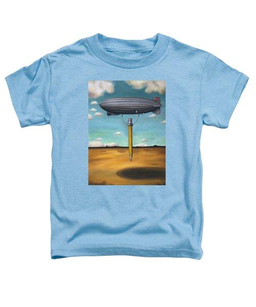 Lead Zeppelin Toddler T-Shirt