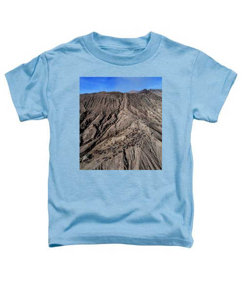 Leading To The Volcano Crater Toddler T-Shirt