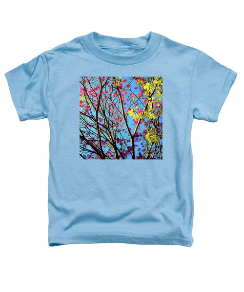 Leaves And Trees 980 Toddler T-Shirt