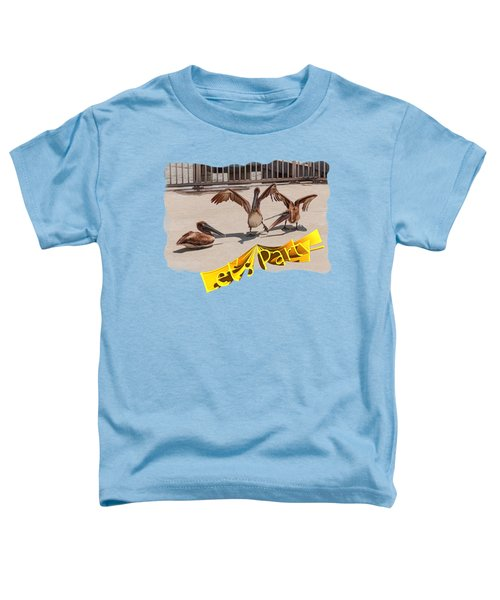 Let's Party Toddler T-Shirt