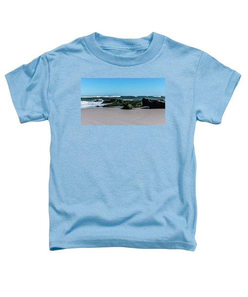 Lifes A Beach Toddler T-Shirt