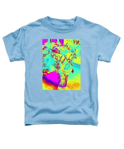Lilies #4 Toddler T-Shirt