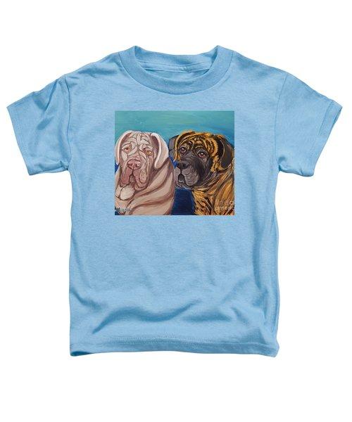Lily Rose Maggie Moo Toddler T-Shirt