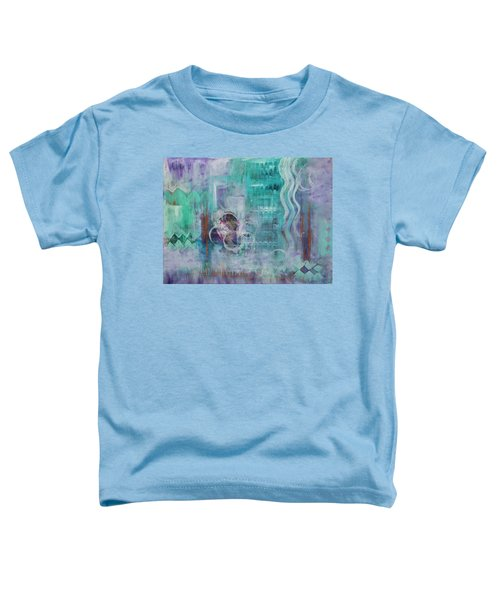 Living In The Mystery Toddler T-Shirt