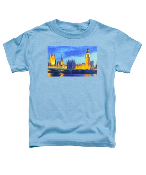 London 1 Toddler T-Shirt