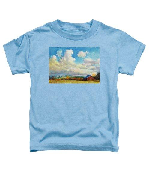 Lonesome Barn Toddler T-Shirt