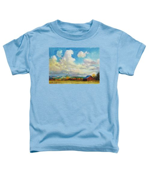 Lonesome Barn Toddler T-Shirt