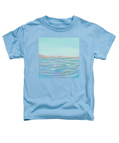 Looking South Tryptic Part 1 Toddler T-Shirt