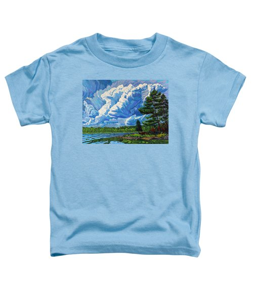 Looks Like Thunder Toddler T-Shirt