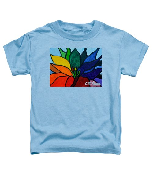 Lotus Flower 1 Toddler T-Shirt
