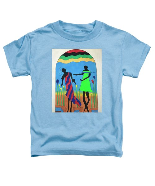 Love In The Reeds Toddler T-Shirt
