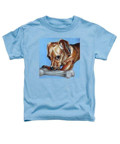 Love Them Bones Toddler T-Shirt