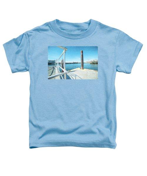Macmillan Pier Toddler T-Shirt