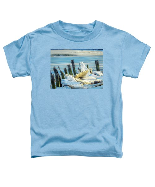 Marina On The Rocks Toddler T-Shirt