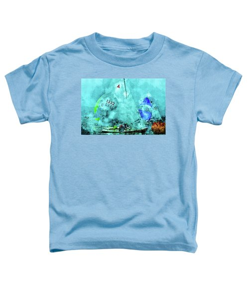 Maritime Number One Toddler T-Shirt