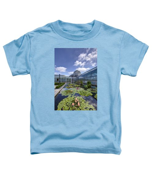 Marjorie Mcneely Conservatory At Como Park And Zoo Toddler T-Shirt