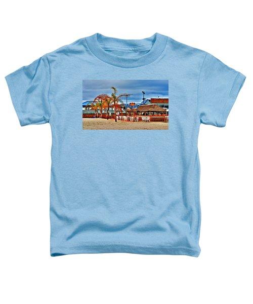 Martells On The Beach - Jersey Shore Toddler T-Shirt