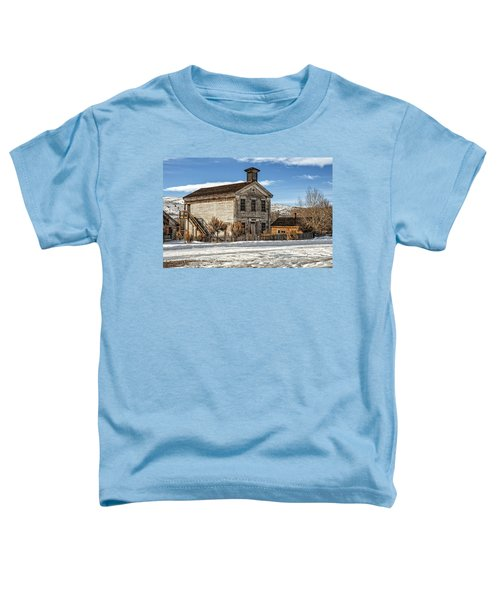 Masonic Lodge School Toddler T-Shirt