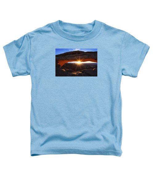 Mesa Sunrise Toddler T-Shirt