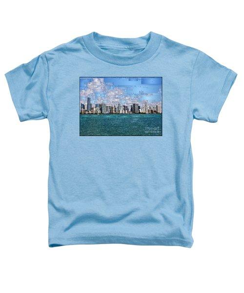 Miami, Florida Toddler T-Shirt
