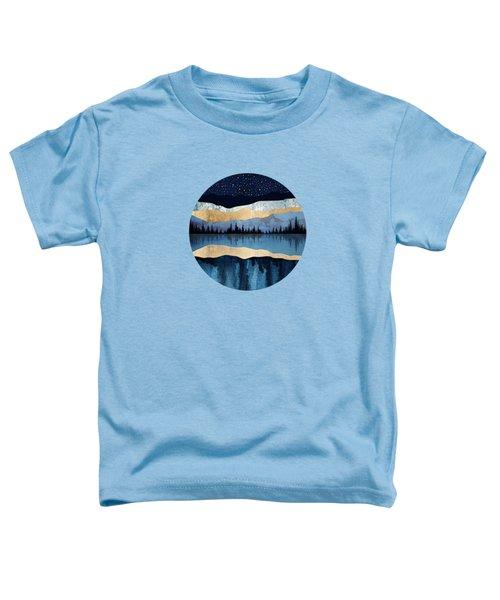 Midnight Lake Toddler T-Shirt