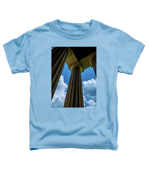 Mighty Columns  Toddler T-Shirt