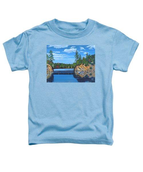 Mink Lake Gap Toddler T-Shirt
