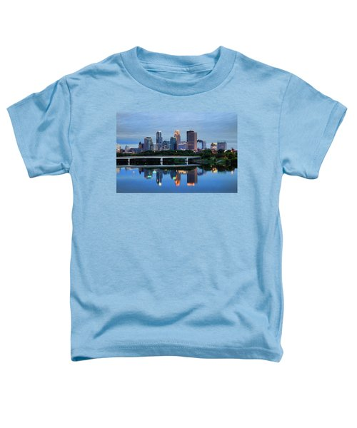 Minneapolis Reflections Toddler T-Shirt
