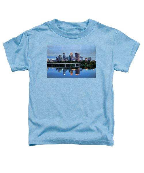 Minneapolis Reflections Toddler T-Shirt