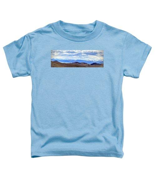 Mono Lake From Bodie Hills Toddler T-Shirt