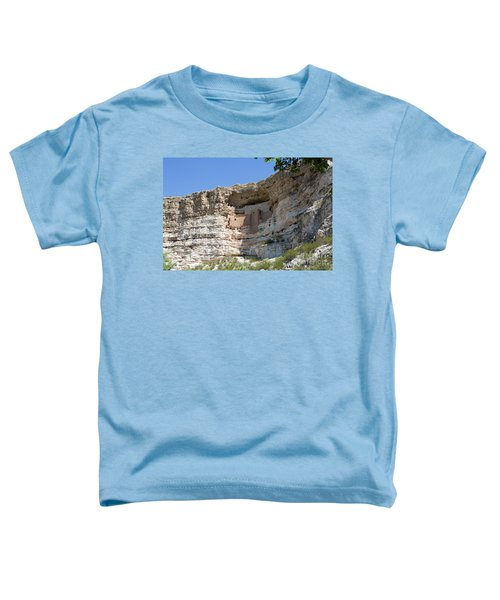 Montezuma Castle National Monument Arizona Toddler T-Shirt