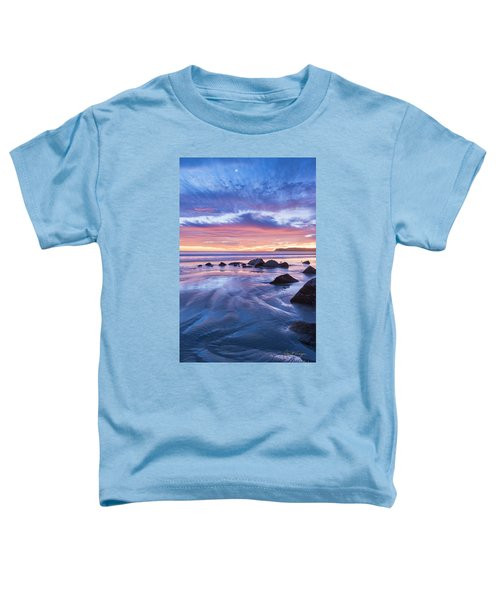 Moon Above Toddler T-Shirt