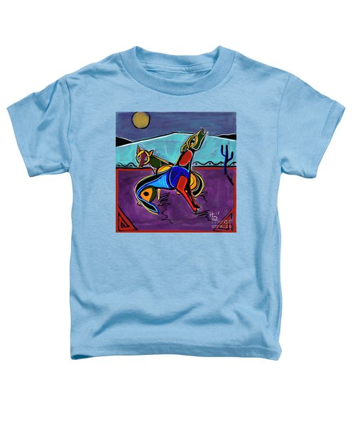 Moon Talk Toddler T-Shirt