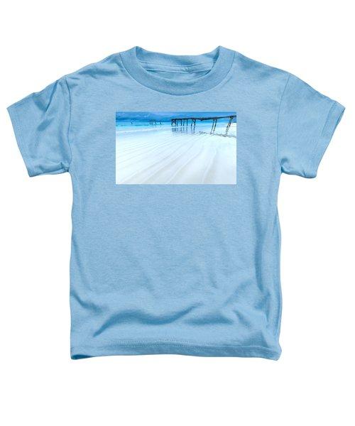 Morning Blues Toddler T-Shirt