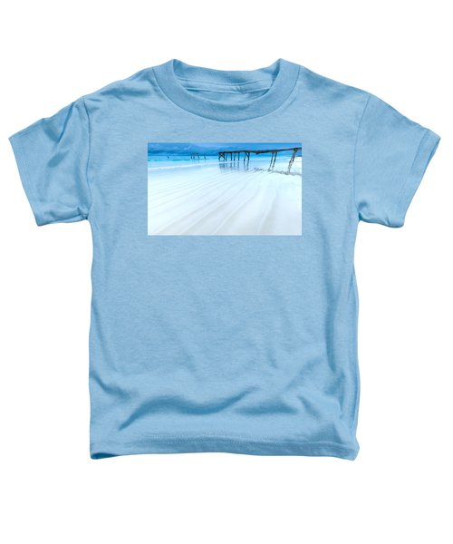 Morning Blues Toddler T-Shirt