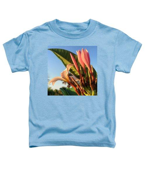 Morning Heaven Toddler T-Shirt