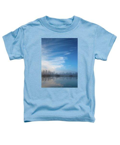 Mottled Sky Toddler T-Shirt