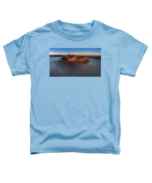 Mt Bromo Sunrise Toddler T-Shirt