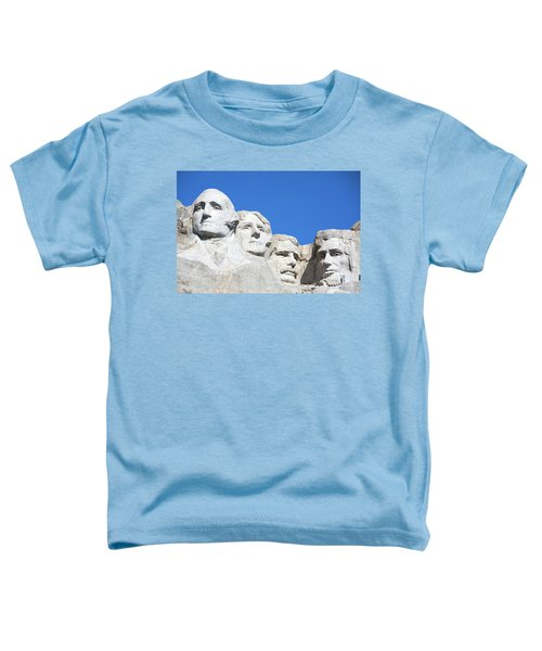 Mt. Rushmore Toddler T-Shirt