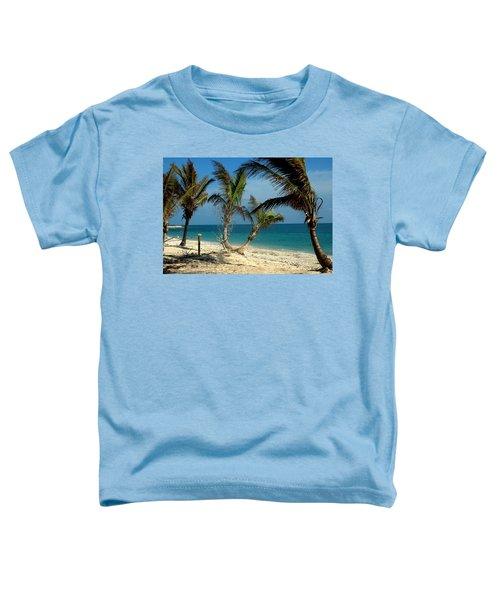 My Favorite Beach Toddler T-Shirt