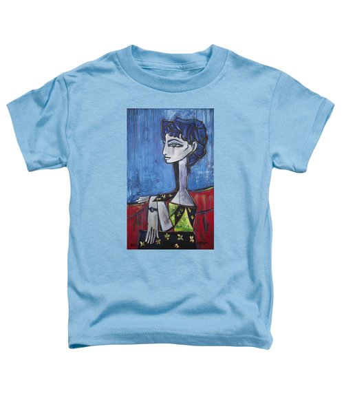 My Jacqueline Toddler T-Shirt