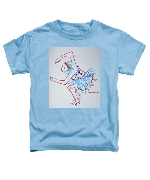 Namibian Traditional Dance Toddler T-Shirt