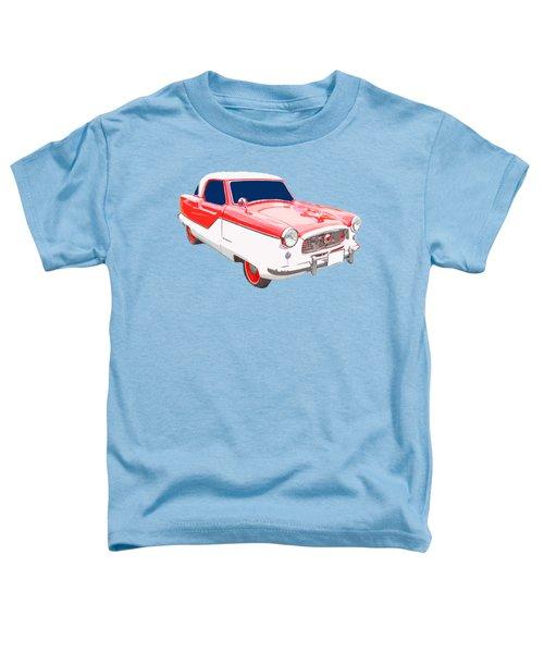 Toddler T-Shirt featuring the photograph Nash Metropolitan Tee by Edward Fielding