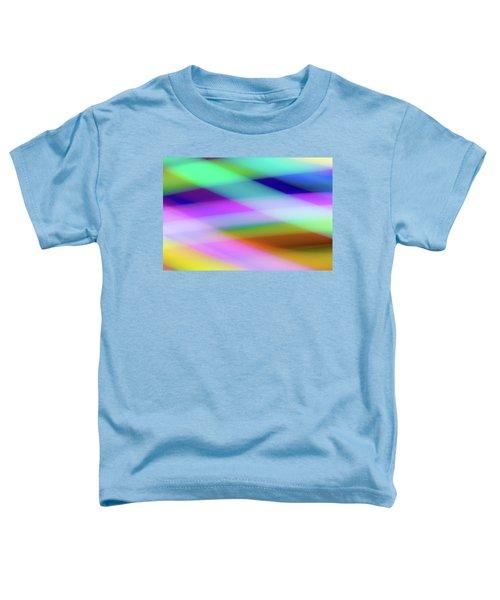 Neon Crossing Toddler T-Shirt