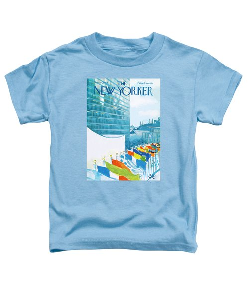 New Yorker November 14th, 1964 Toddler T-Shirt